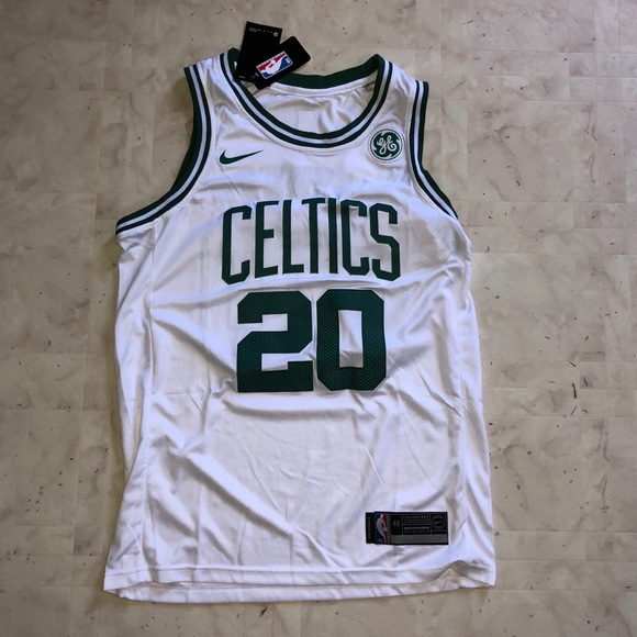 check out a9760 5463d Boston Celtics Gordon Hayward Jersey